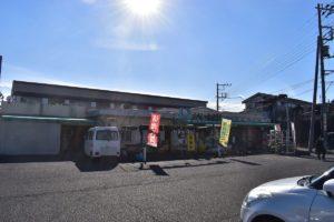 毛呂山農産物直売所(埼玉県毛呂山町)