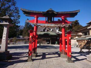 箭弓稲荷神社(埼玉県東松山市)