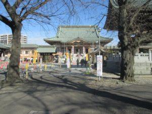 長渓山永源寺(埼玉県坂戸市)