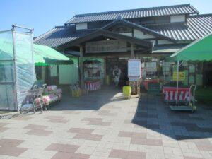 道の駅「童謡の里おおとね」(埼玉県加須市)