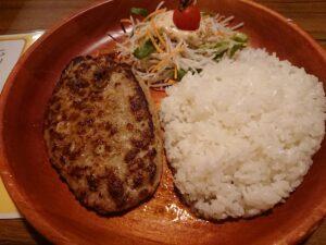 レギュラーディッシュランチ(びっくりドンキー鶴ヶ島店/埼玉県鶴ヶ島市)